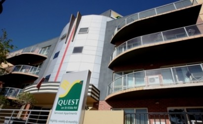 Quest On St Kilda Rd - Accommodation Find