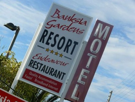 Banksia Gardens Resort Motel