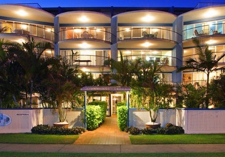 Coral Sea Apartments - Accommodation Find