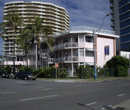 Coolangatta Ocean View Motel - Accommodation Find