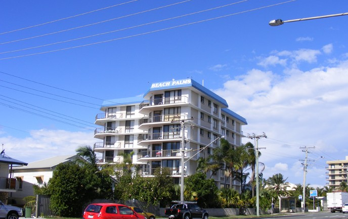 Beach Palms Holiday Apartments - Accommodation Find