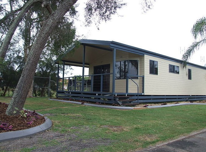 Happy Wanderer Village Caravan Park - Accommodation Find