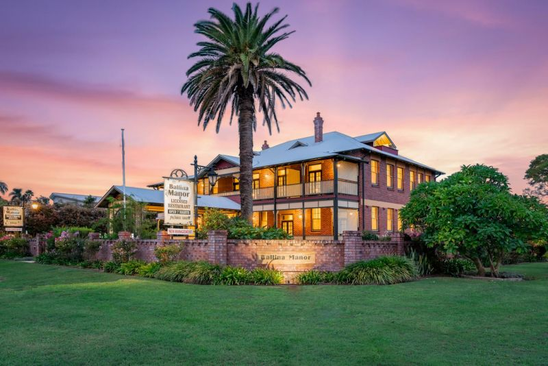 Ballina Manor Boutique Hotel  - Accommodation Find