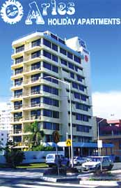 Aries Holiday Apartments - Accommodation Find