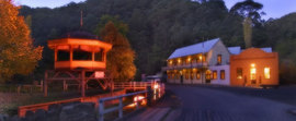 WALHALLA STAR HOTEL - Accommodation Find