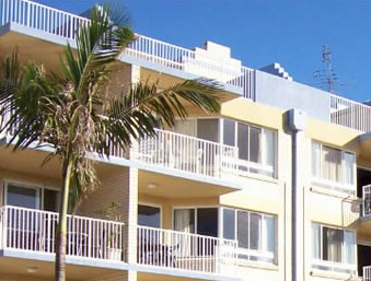 Mainsail Holiday Apartments - Accommodation Find