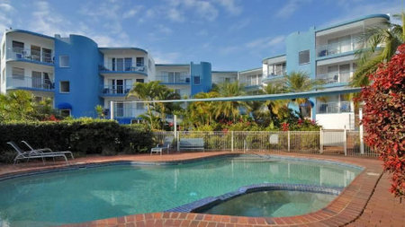 Tranquil Shores Holiday Apartments - Accommodation Find