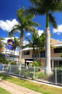 Ambassador Motor Lodge Best Western - Accommodation Find