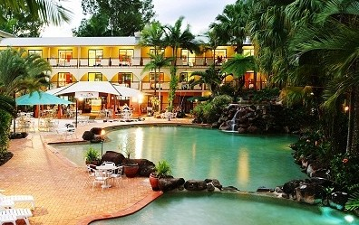 Palm Royale Cairns - Accommodation Find