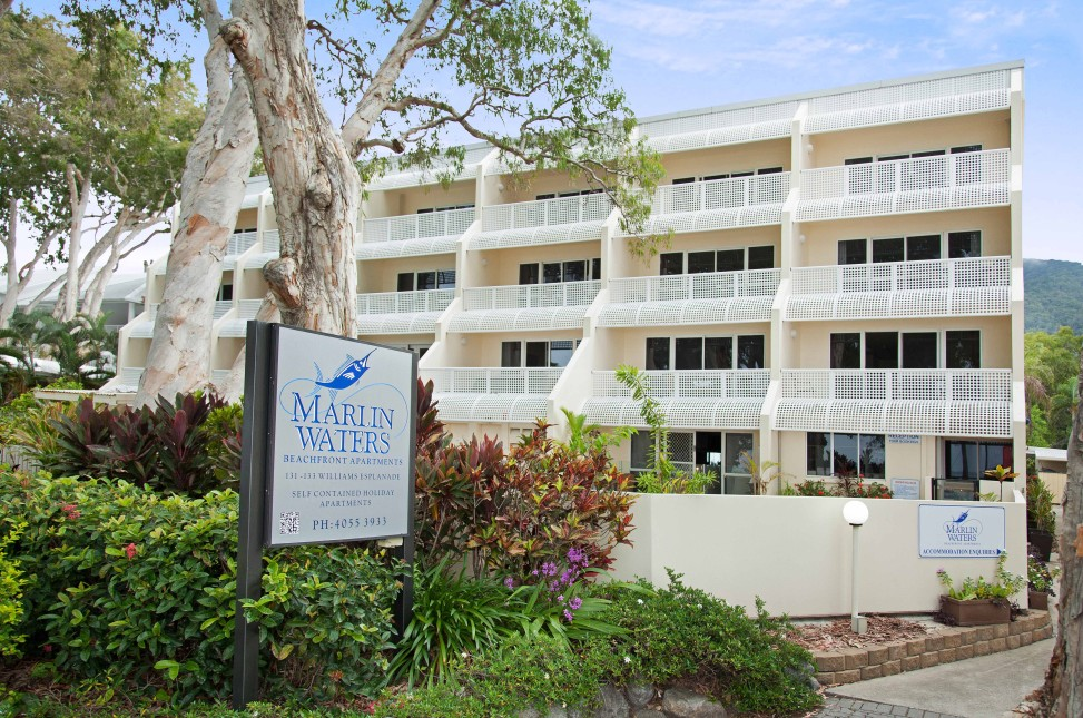 Marlin Waters Beachfront Apartments - Accommodation Find