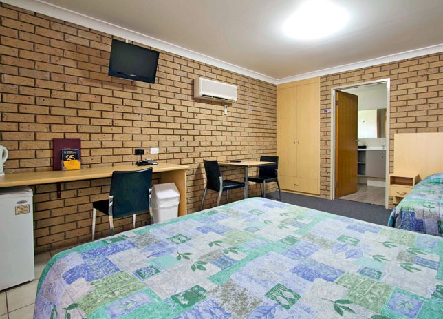 Sunray Motor Inn Toowoomba - Accommodation Find
