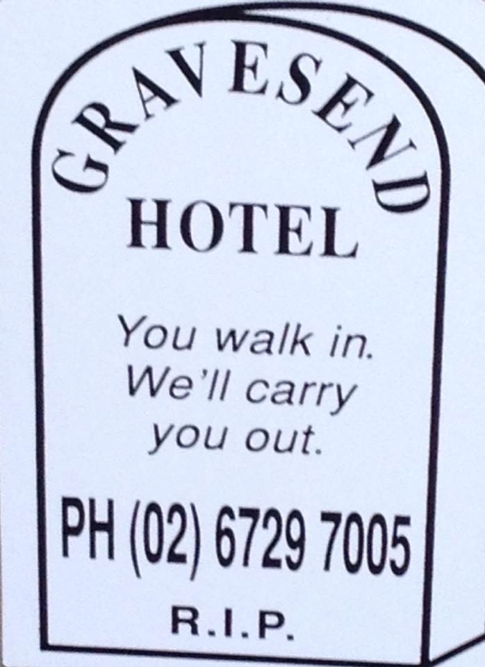 Gravesend Hotel - Accommodation Find