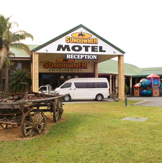Sundowner Hotel - Accommodation Find