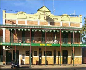 Royal Hotel Coonabarabran - Accommodation Find