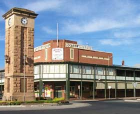 Imperial Hotel Coonabarabran - Accommodation Find
