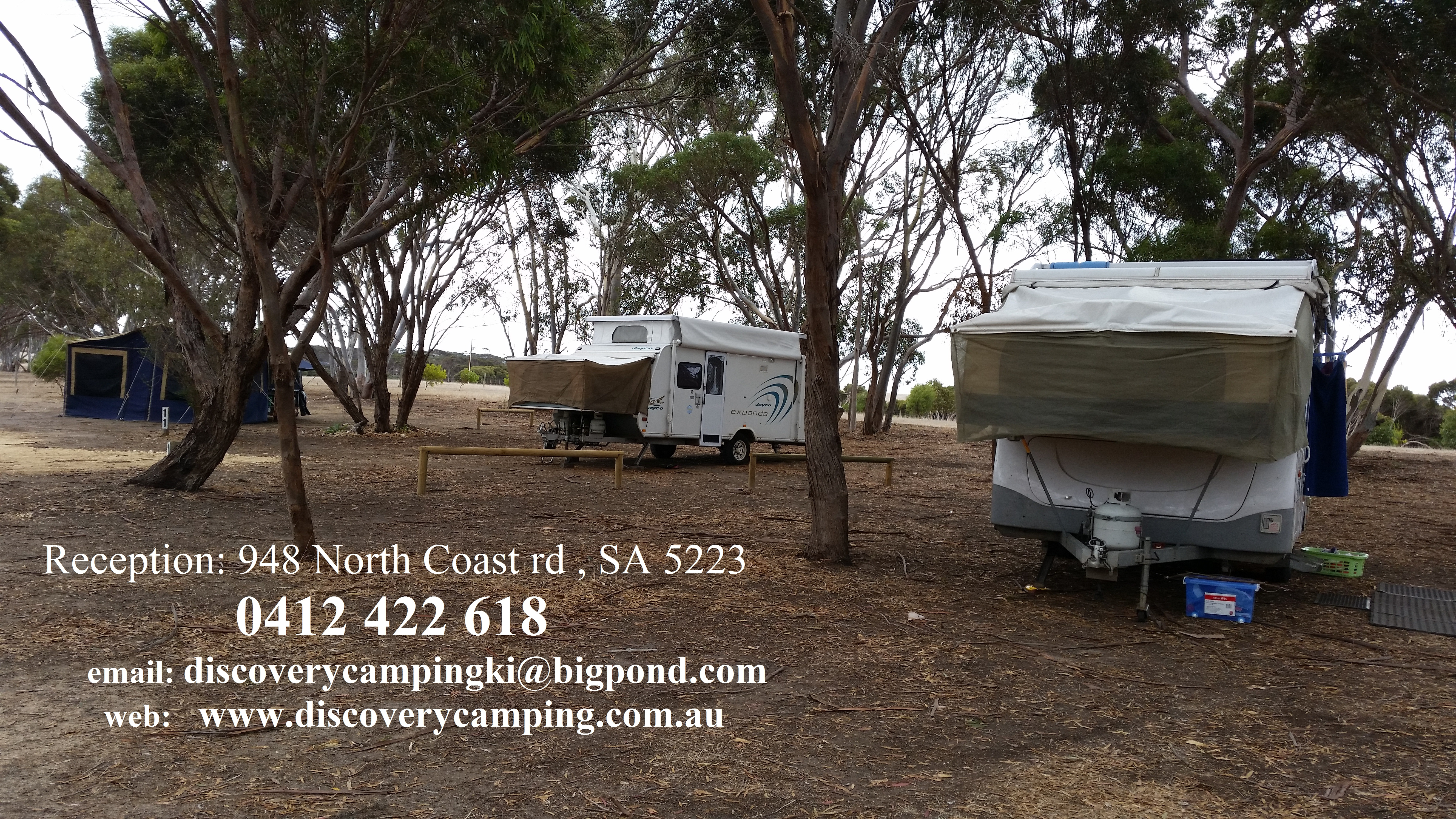 Discovery Lagoon  Caravan  Camping Grounds - Accommodation Find
