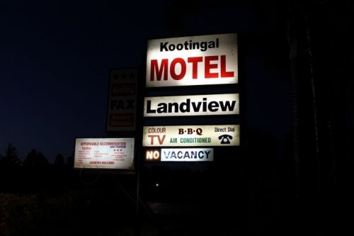 Kootingal Land View Motel - Accommodation Find