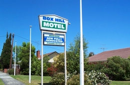 Box Hill Motel - Accommodation Find