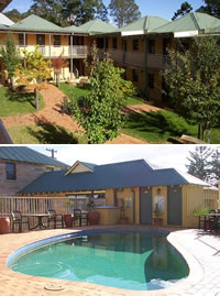 Pioneer Motel Kangaroo Valley - Accommodation Find