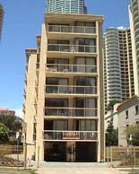 Surfers Paradise Beach Holiday Units - Accommodation Find