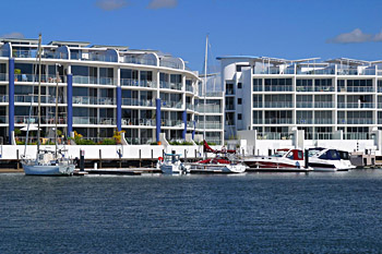 Bluewater Point Resort - Accommodation Find