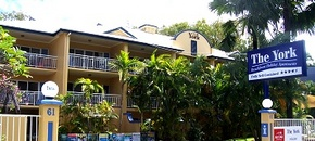 The York Beachfront Holiday Apartments - Accommodation Find