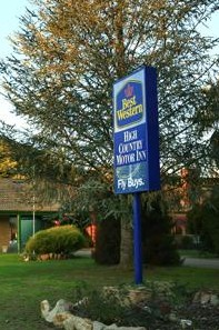 Best Western High Country Motor Inn - Accommodation Find