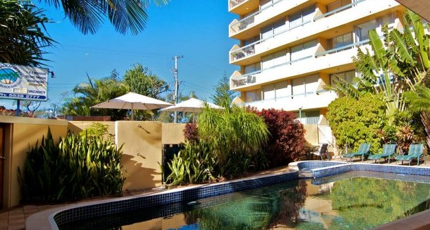 Hi Ho Beach Apartments - Accommodation Find