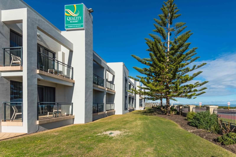 Quality Resort Sorrento Beach - Accommodation Find