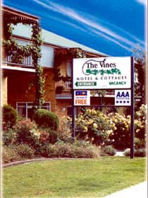 The Vines - Accommodation Find