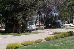 Paringa Caravan Park - Accommodation Find