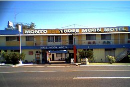 Monto Three Moon Motel - Accommodation Find