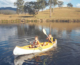 Parrabel Park Farm Stay - Accommodation Find