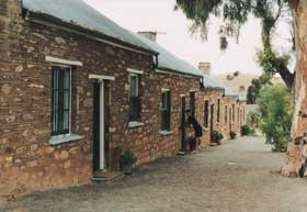 Burra Heritage Cottages - Tivers Row - Accommodation Find