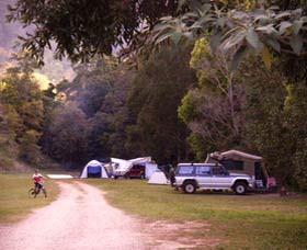 Mt Warning Holiday Park - Accommodation Find