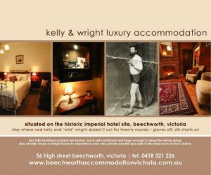 Beechworth Accommodation Victoria - Accommodation Find
