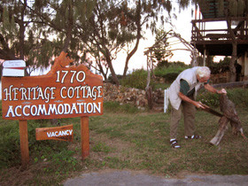 1770 Heritage Cottage - Accommodation Find
