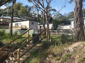 Coningham Beach Holiday Cabins - Accommodation Find