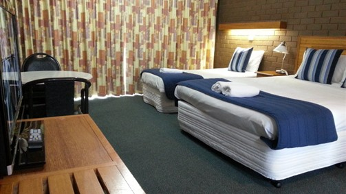 Barooga Country Inn Motel - Accommodation Find