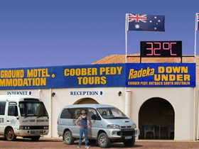 Radeka Downunder Underground Motel and Backpacker Inn - Accommodation Find