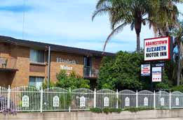 Adamstown Elizabeth Motor Inn - Accommodation Find