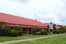 Quality Inn Parkes International - Accommodation Find