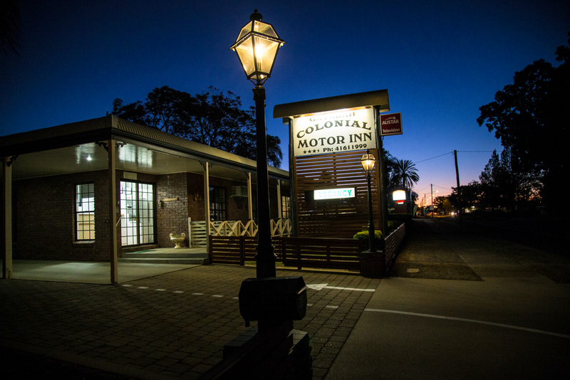 Gayndah Colonial Motor Inn - Accommodation Find