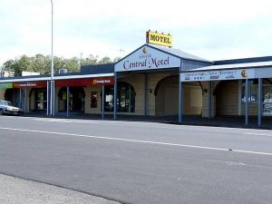 Gin Gin Central Motel - Accommodation Find