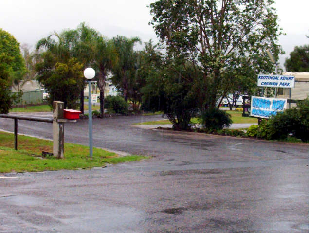 Kootingal Kourt Caravan Park - Accommodation Find