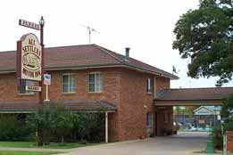 Parkes All Settlers Motor Inn - Accommodation Find