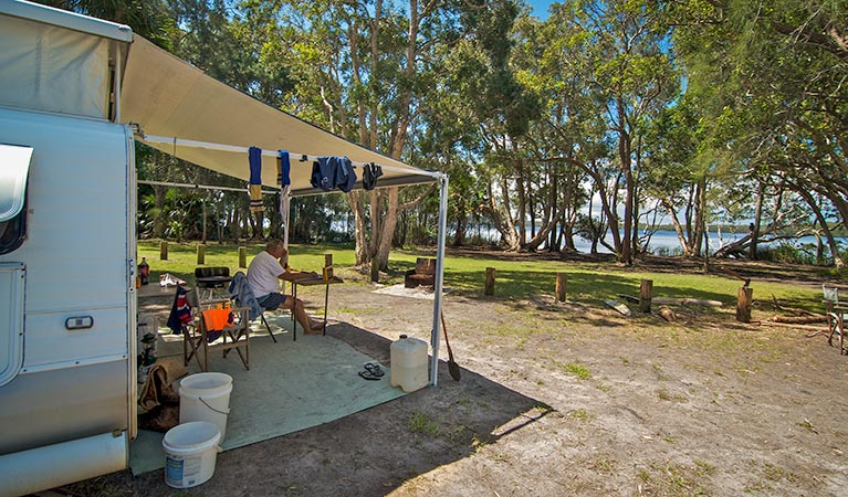 Dees Corner campground - Accommodation Find