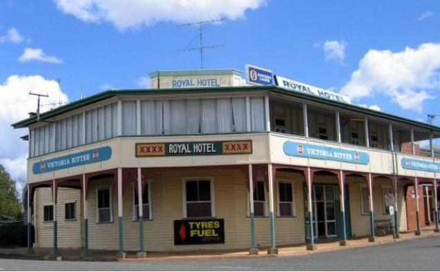 Royal Hotel Mundubbera - Accommodation Find