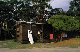 Sandbar  Bushland Caravan Parks - Accommodation Find