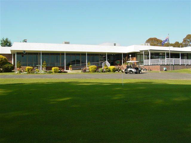 Tenterfield Golf Club and Fairways Lodge - Accommodation Find